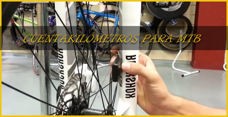 Cuentakilómetros para MTB